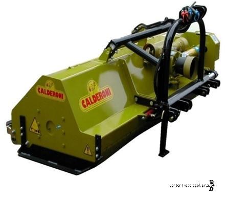Calderoni TSC 200 szárzúzó