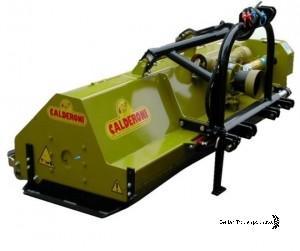 Calderoni TSCM 210 szárzúzó