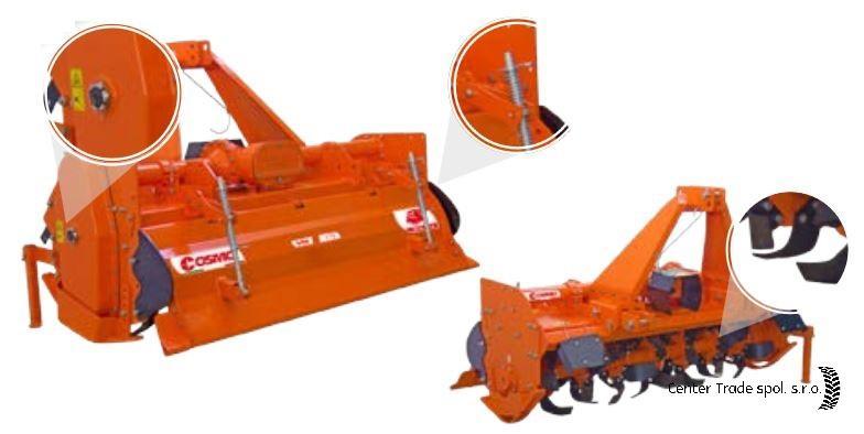 COSMO VH70 rotációs kapa