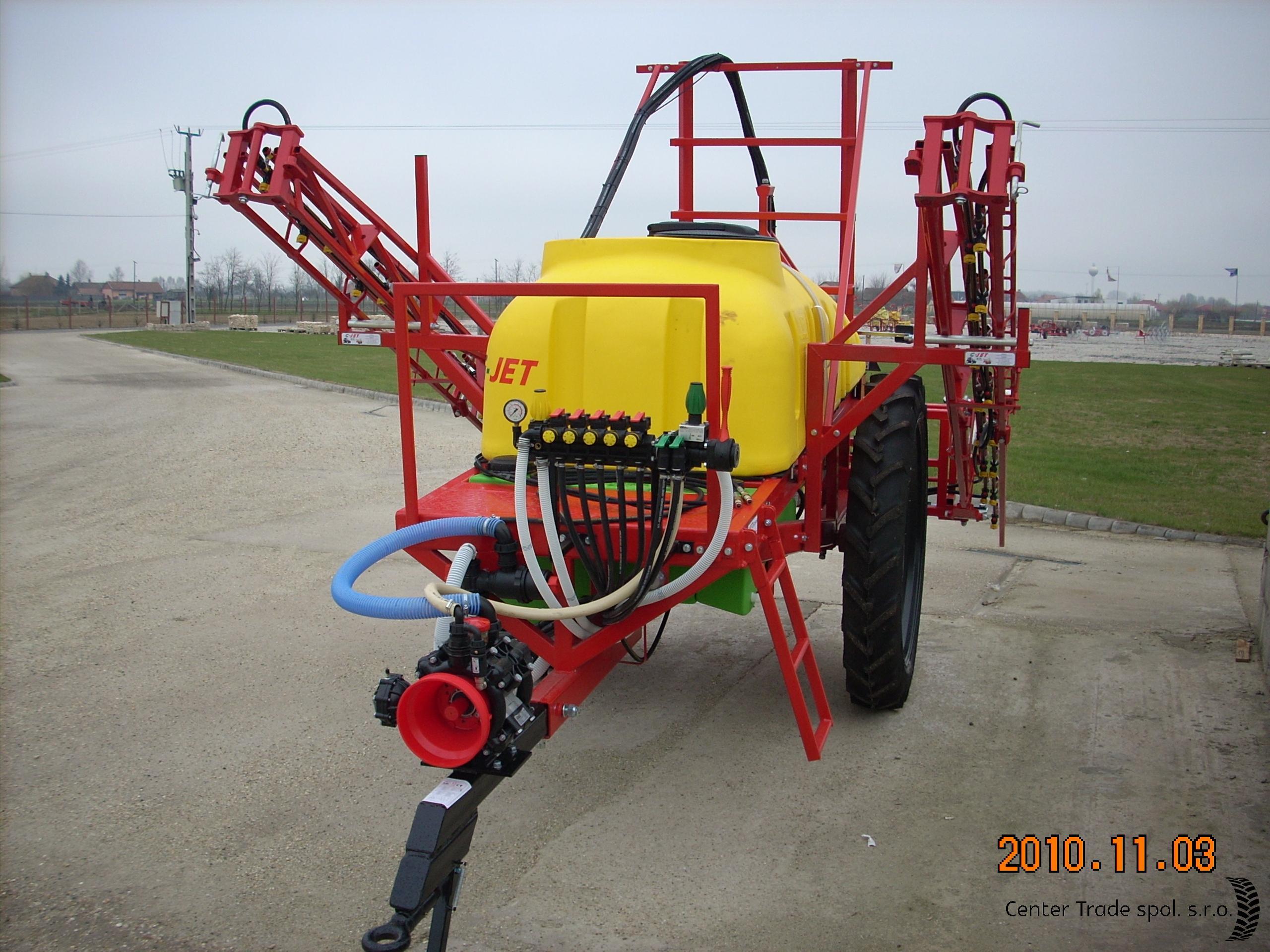 G-JET 2200 / 24 mrxhidro postrekovač