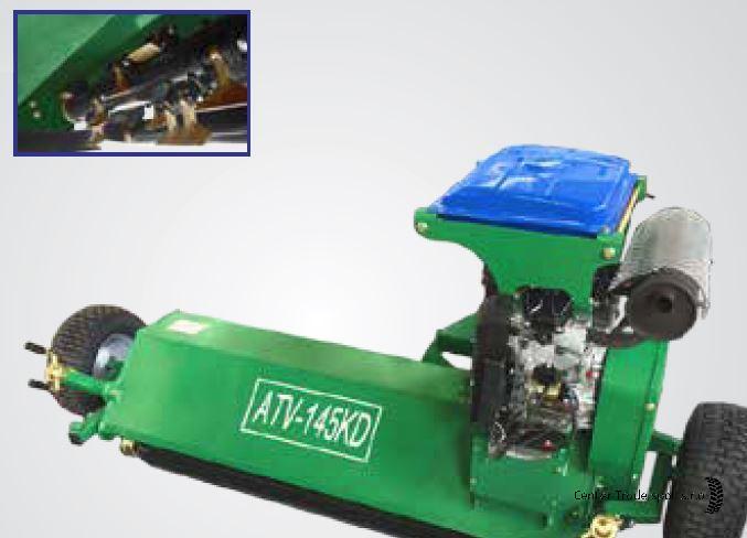 GEO ATV KD 145 kasza
