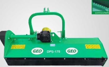 GEO DPS 205 szárzúzó