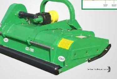 GEO G2 150 szárzúzó