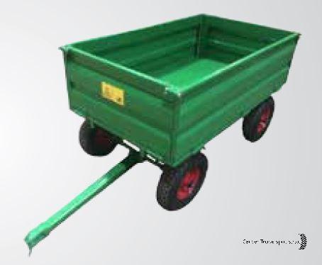 GEO UC4W pótkocsi