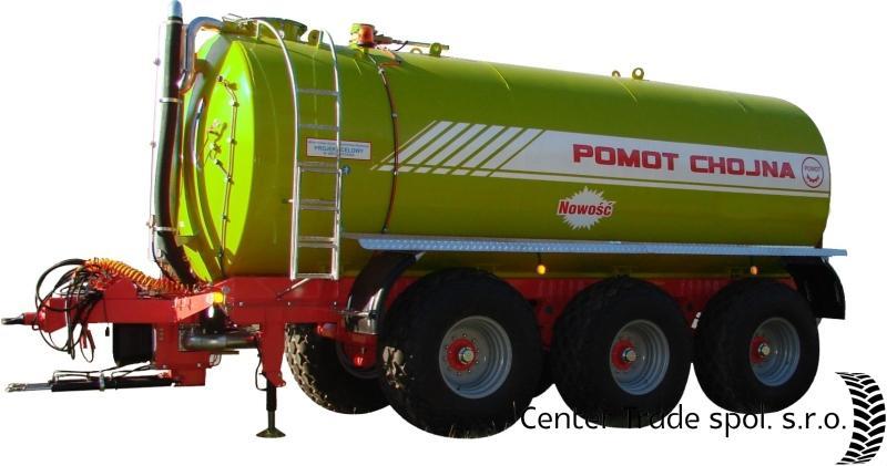 POMOT 22000 L szippantókocsi