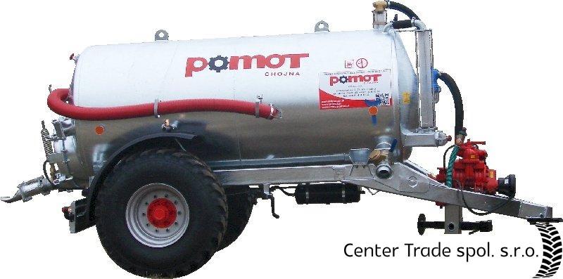 POMOT 5000 L szippantókocsi