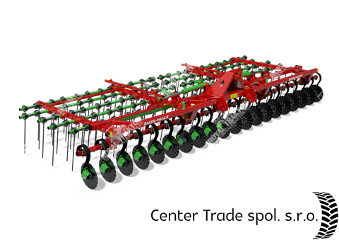 Agro-Masz BM75 borona