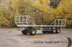 CynkoMet T-608/3 pótkocsi