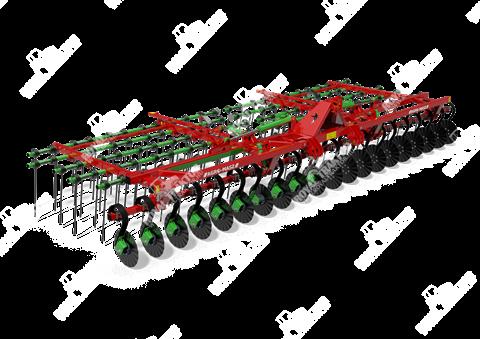Agro-Masz BM borona