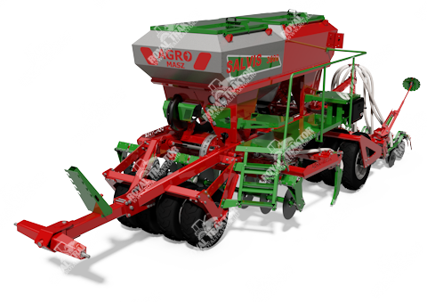 Agro-Masz Salvis Z vetőgép