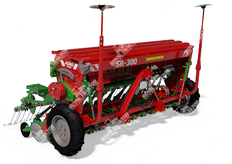 Agro-Masz SR vetőgép