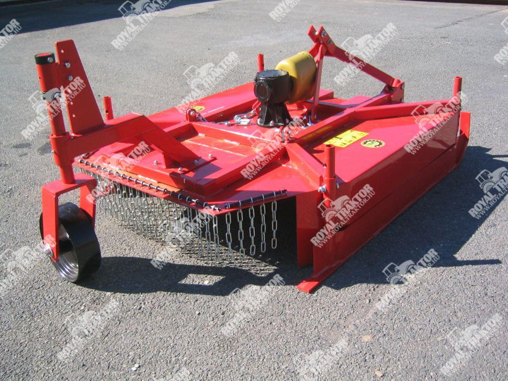 Bagodi BFZ-150-EF szárzúzó