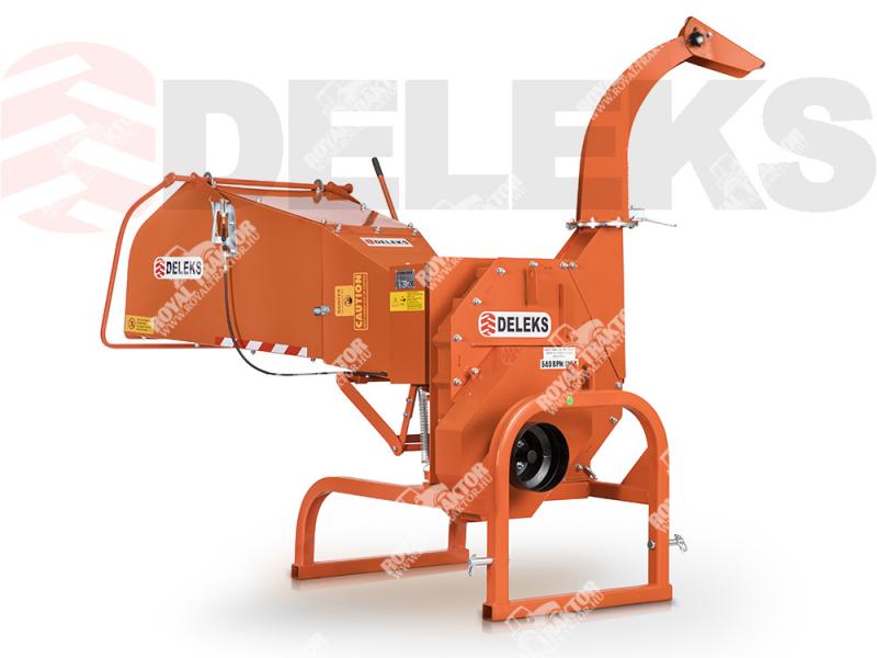 Deleks DK1200 faaprító