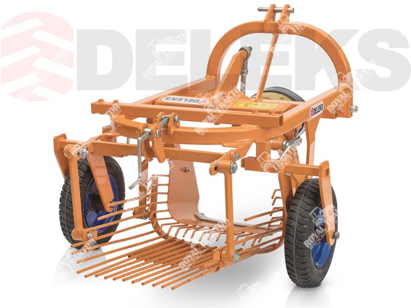 Deleks DPT-120 kultivátor