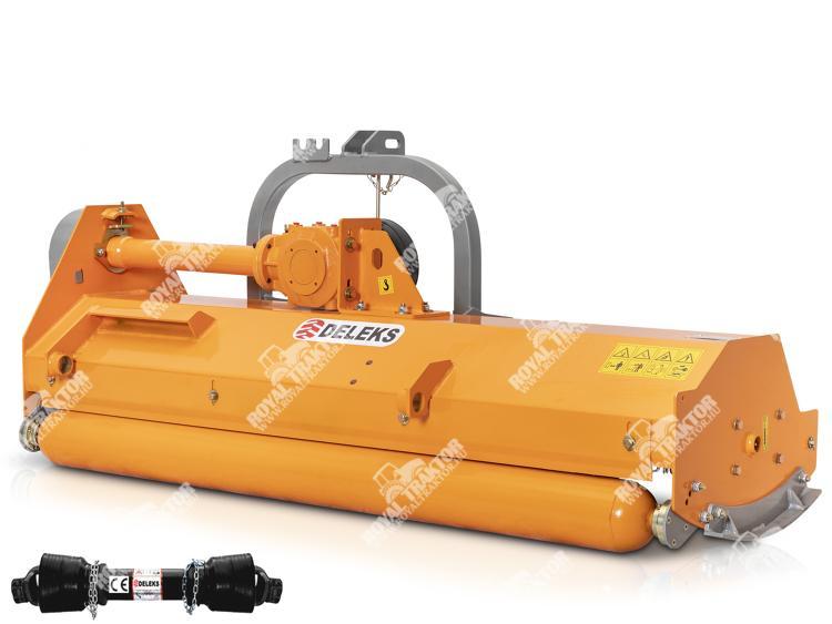 Deleks PUMA-160 mulcsozó