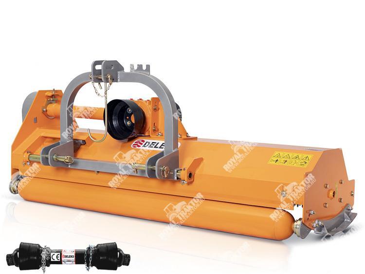 Deleks PUMA-160 REV mulcsozó