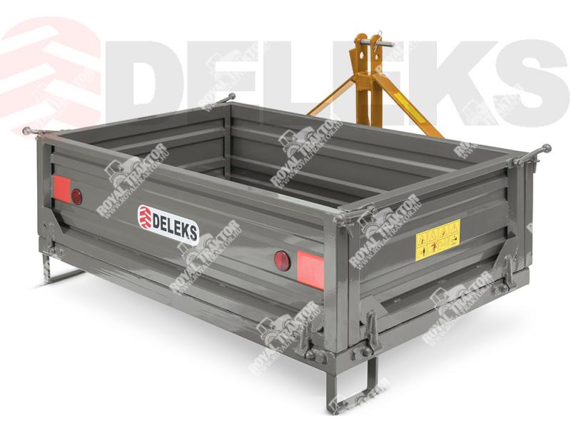 Deleks T-1400 Nagy szállítóláda