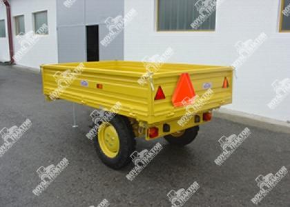 Hittner Traktor Pótkocsi 1,5t
