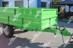 Hittner Traktor Pótkocsi 4,5t