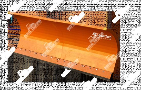 InterTech hidraulikus hótoló PSSH-03