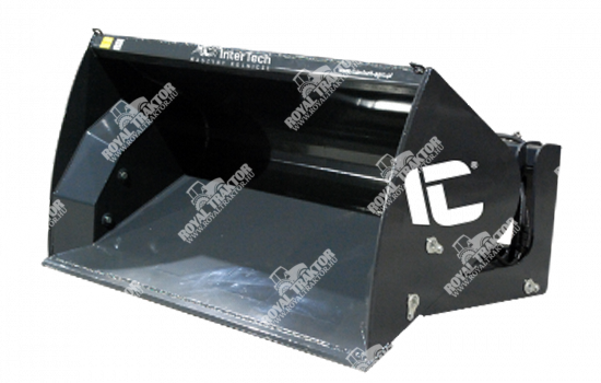 InterTech magasürítésű kanál