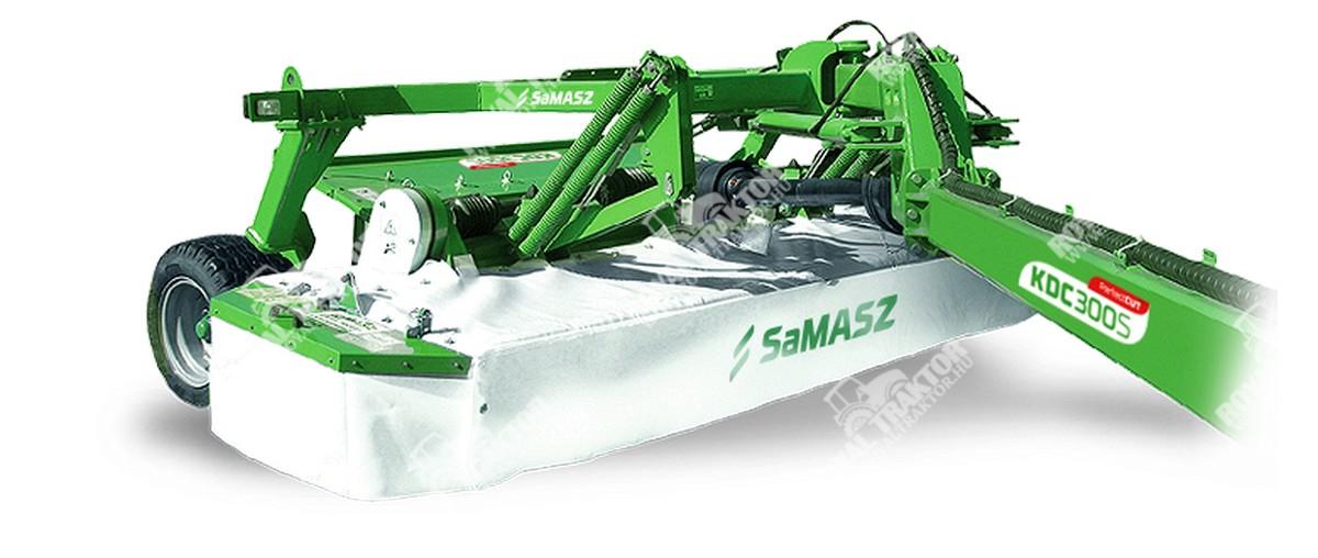 Samasz KDC 340 S kasza