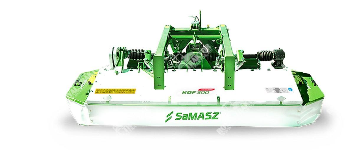 Samasz KDF 340 kasza