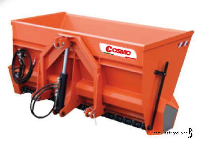 COSMO DG-PRO 2000 sószóró