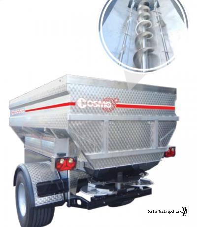 COSMO TRS 4500 sószóró