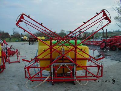 G-JET 800 / 12 m permetező