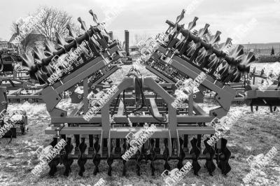 AgriMetal Tárcsás kombinátor