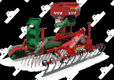 Agro-Masz Grass 300S vetőgép
