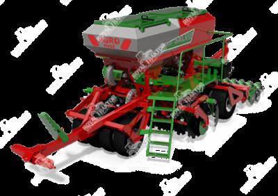 Agro-Masz Salvis T vetőgép