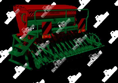 Agro-Masz SN300 vetőgép