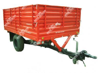 Bagodi BHP 2500 pótkocsi
