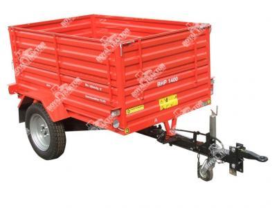 Bagodi BP-1400H pótkocsi
