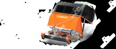 Samasz IBIS 150 UP szárzúzó